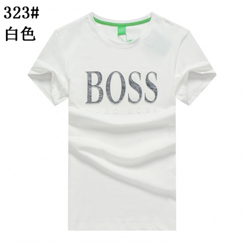 Boss T-Shirts Short Sleeved For Men #857848