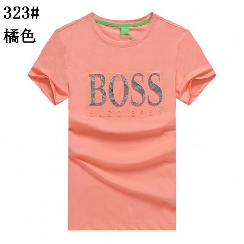 Boss T-Shirts Short Sleeved For Men #857849