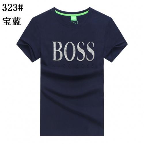 Boss T-Shirts Short Sleeved For Men #857851
