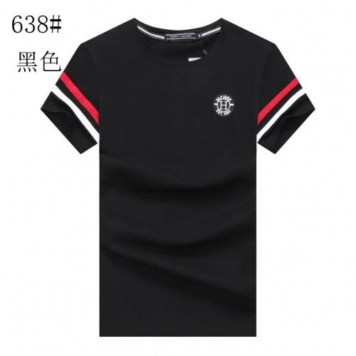 Tommy Hilfiger TH T-Shirts Short Sleeved For Men #857854