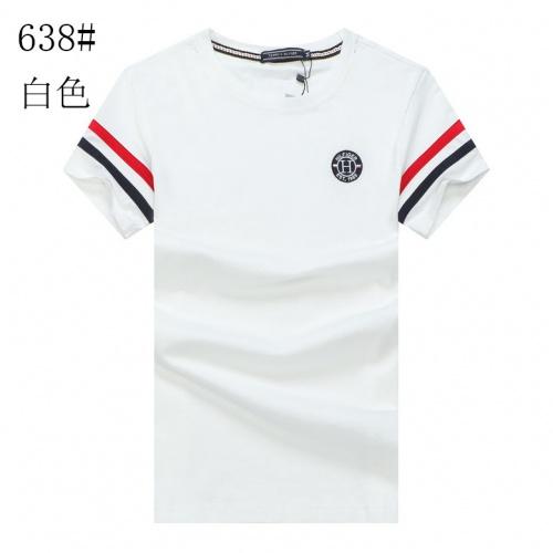 Tommy Hilfiger TH T-Shirts Short Sleeved For Men #857855