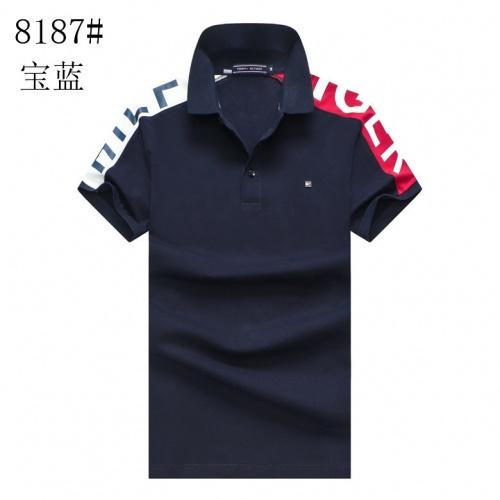 Tommy Hilfiger TH T-Shirts Short Sleeved For Men #857858