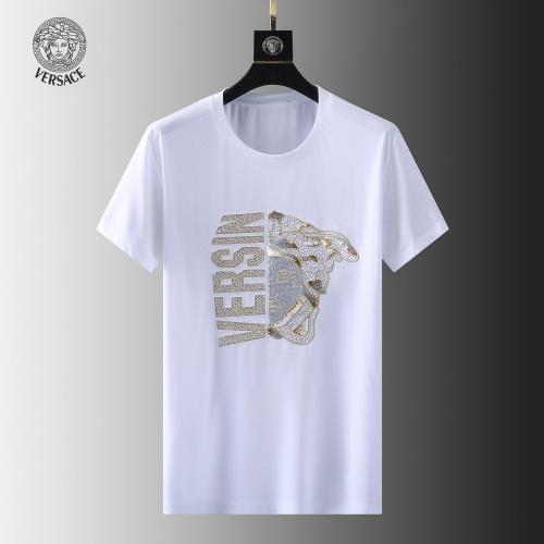 Versace T-Shirts Short Sleeved For Men #857861