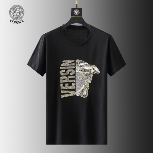 Versace T-Shirts Short Sleeved For Men #857862