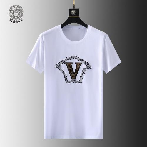Versace T-Shirts Short Sleeved For Men #857871