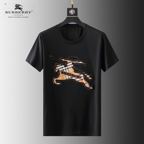 Burberry T-Shirts Short Sleeved For Men #857875