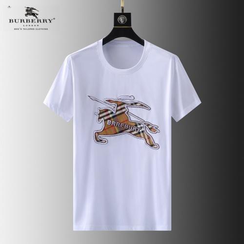 Burberry T-Shirts Short Sleeved For Men #857876