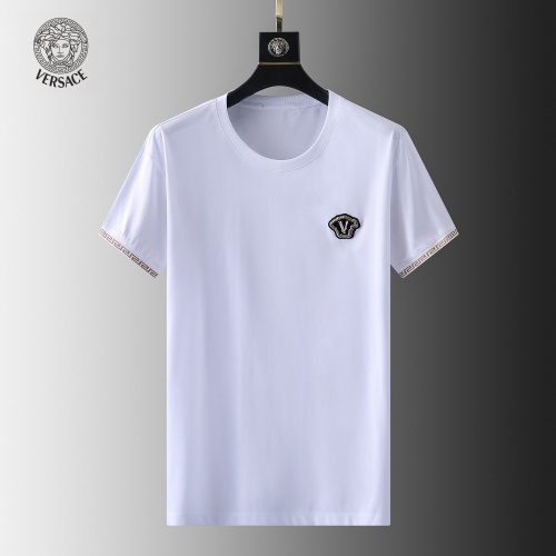 Versace T-Shirts Short Sleeved For Men #857881