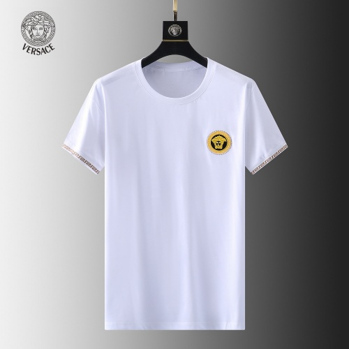 Versace T-Shirts Short Sleeved For Men #857883