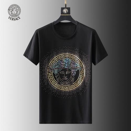 Versace T-Shirts Short Sleeved For Men #857884