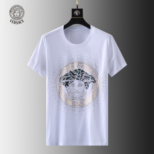 Versace T-Shirts Short Sleeved For Men #857885