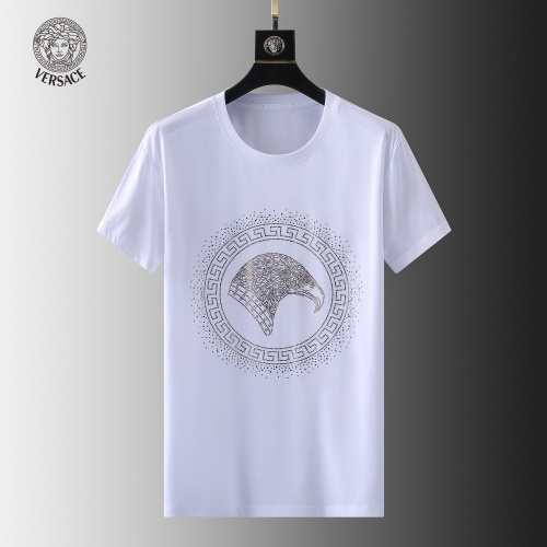 Versace T-Shirts Short Sleeved For Men #857886