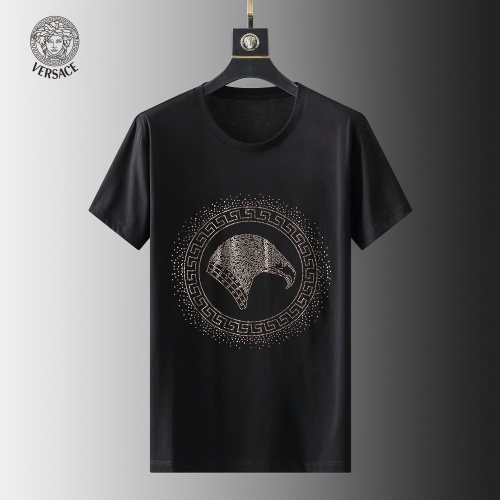Versace T-Shirts Short Sleeved For Men #857887