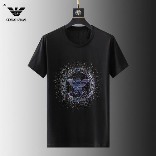 Armani T-Shirts Short Sleeved For Men #857888