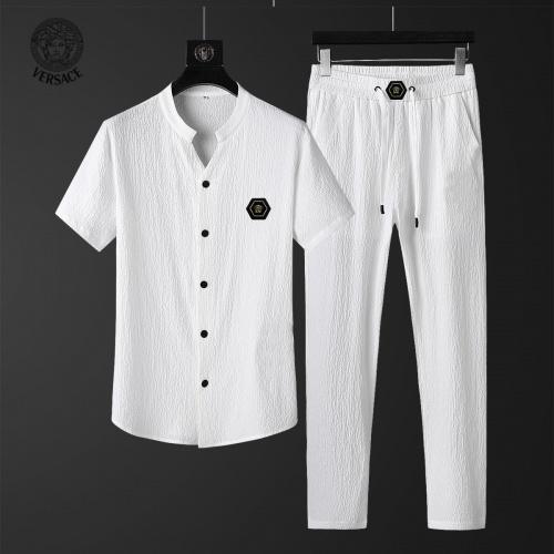 Versace Tracksuits Short Sleeved For Men #857913