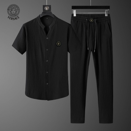 Versace Tracksuits Short Sleeved For Men #857915