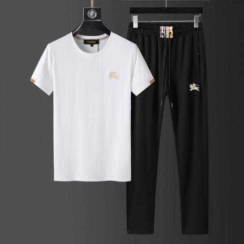 Burberry Tracksuits Short Sleeved For Men #857919