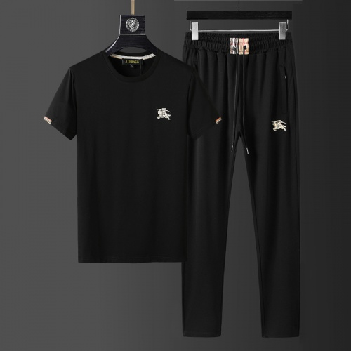Burberry Tracksuits Short Sleeved For Men #857921