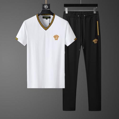 Versace Tracksuits Short Sleeved For Men #857939