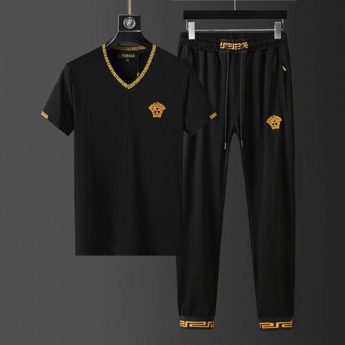 Versace Tracksuits Short Sleeved For Men #857940