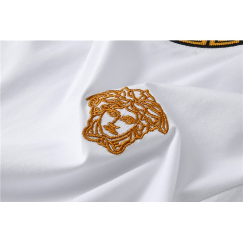 Replica Versace Tracksuits Short Sleeved For Men #857941 $68.00 USD for Wholesale