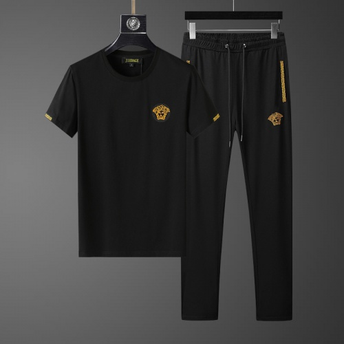 Versace Tracksuits Short Sleeved For Men #857942
