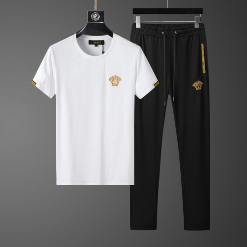 Versace Tracksuits Short Sleeved For Men #857943