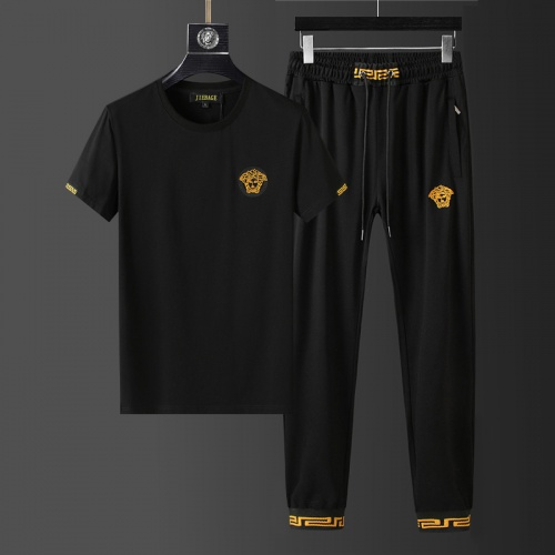 Versace Tracksuits Short Sleeved For Men #857944
