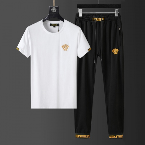 Versace Tracksuits Short Sleeved For Men #857945