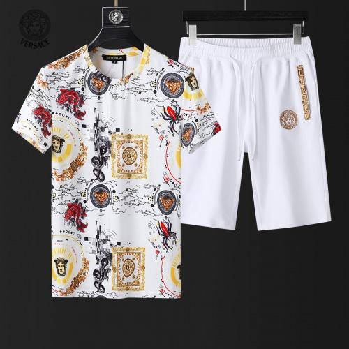 Versace Tracksuits Short Sleeved For Men #857967
