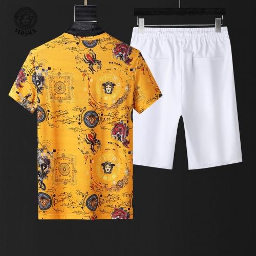 Versace Tracksuits Short Sleeved For Men #857969