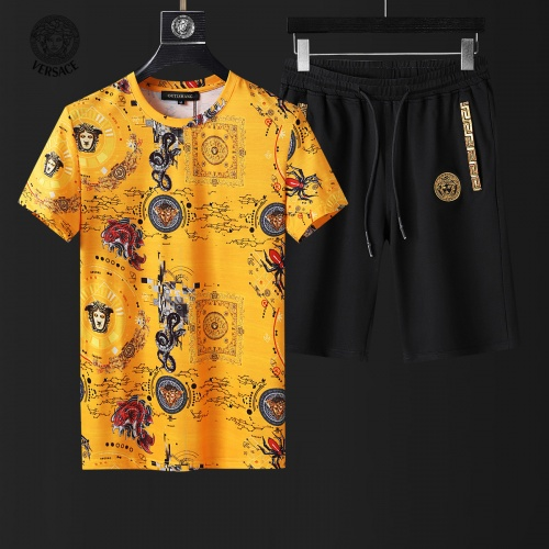 Versace Tracksuits Short Sleeved For Men #857970