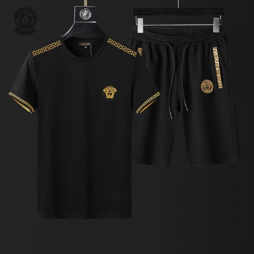 Versace Tracksuits Short Sleeved For Men #857972