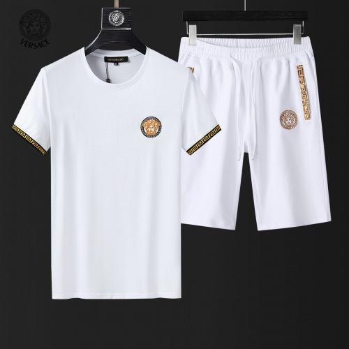 Versace Tracksuits Short Sleeved For Men #857976