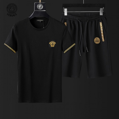 Versace Tracksuits Short Sleeved For Men #857977