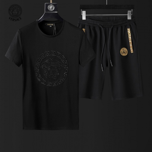 Versace Tracksuits Short Sleeved For Men #857982
