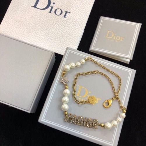 Christian Dior Necklace #858071 $32.00 USD, Wholesale Replica Christian Dior Necklace
