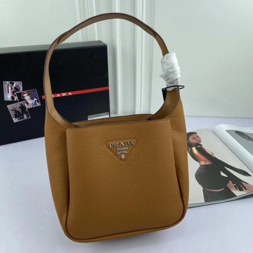 Prada AAA Quality Handbags For Women #858111