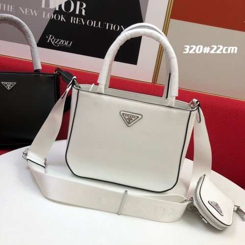 Prada AAA Quality Messeger Bags For Women #858113
