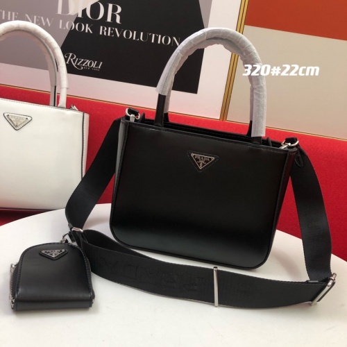 Prada AAA Quality Messeger Bags For Women #858114