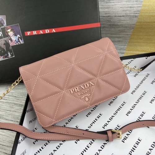 Prada AAA Quality Messeger Bags For Women #858140