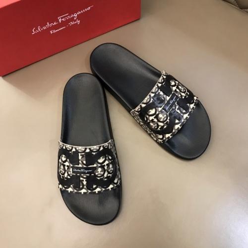 Ferragamo Slippers For Men #858160
