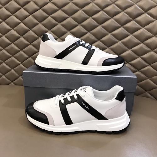 Prada Casual Shoes For Men #858168