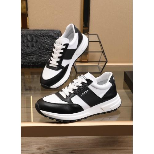 Prada Casual Shoes For Men #858203
