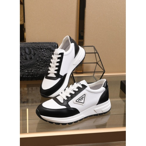 Prada Casual Shoes For Men #858205