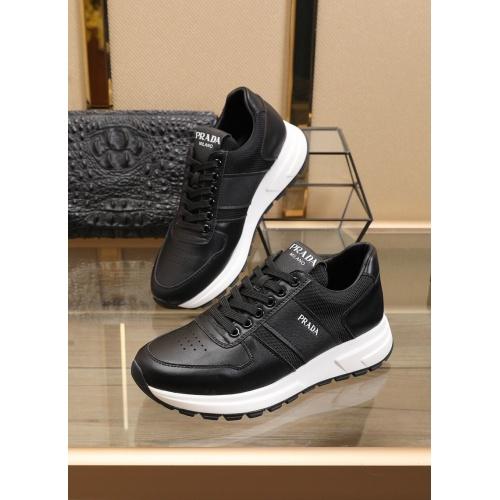 Prada Casual Shoes For Men #858211
