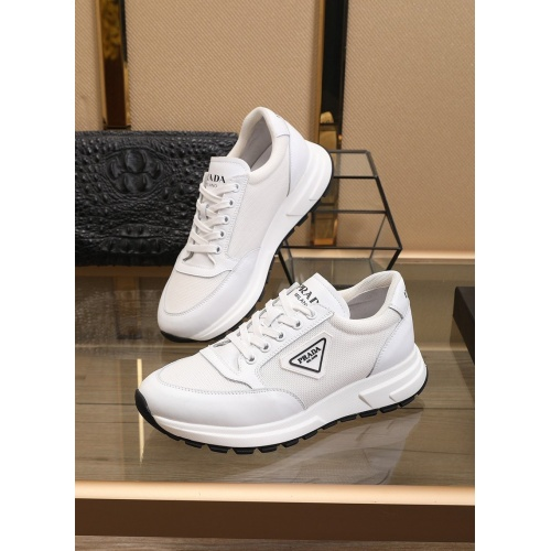 Prada Casual Shoes For Men #858212