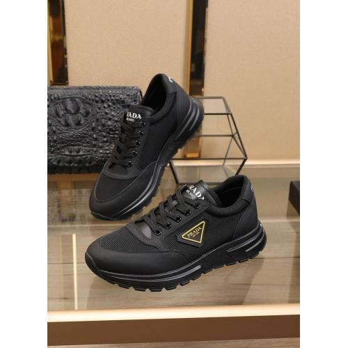 Prada Casual Shoes For Men #858213