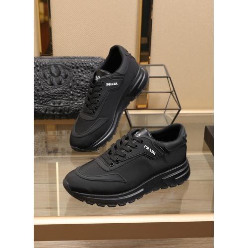 Prada Casual Shoes For Men #858216