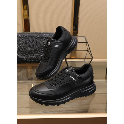 Prada Casual Shoes For Men #858217